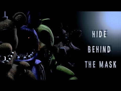 [FNAF2/SFM] Behind The Mask (COLLAB)