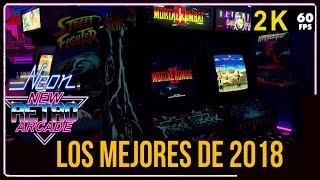 Vídeo New Retro Arcade: Neon