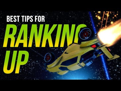 HOW TO RANK UP #5 | Best Tips (Rotations, Passing, Goals, Clearing, Defense) ROCKET LEAGUE