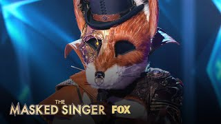 Fox Drops A Big Clue | Season 2 Ep. 9 | THE MASKED SINGER