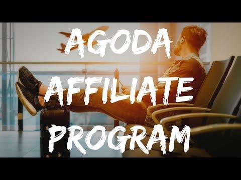 AGODA AFFILIATE PROGRAM REVIEW ✈ MAKE MONEY ONLINE 💰