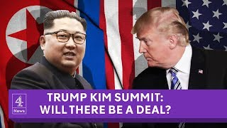 Trump-Kim summit - will there be a deal?