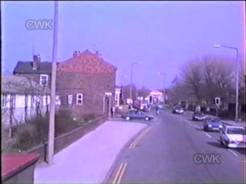 warrington bus ride early 90s