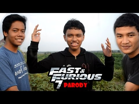 Fast & Furious 7- For Jomblo (See you again parody)