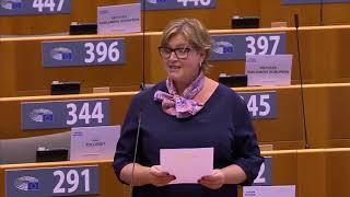 Karin Karlsbro 6 Oct 2020 plenary speech on the European Forest Strategy