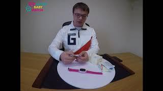 Smart Baby Watch Q90 S як встановити сім карту в години