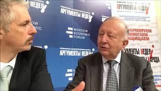 Dirk Müller u. Willy Wimmer in Moskau zur Skripal-Affäre