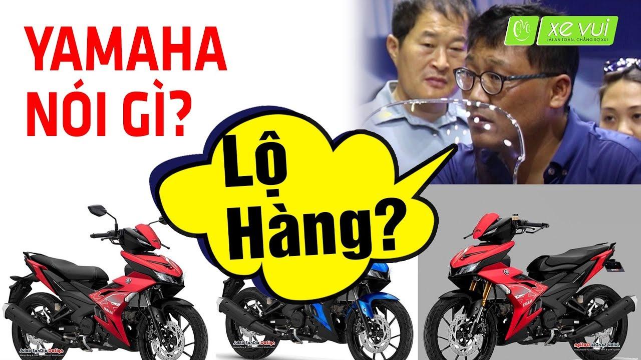 Lộ Ảnh EXCITER 155 vva 2020 YAMAHA Việt Nam Nói Gì?