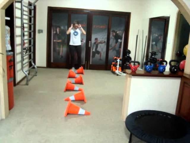 Super treino funcional feminino - Blumenau