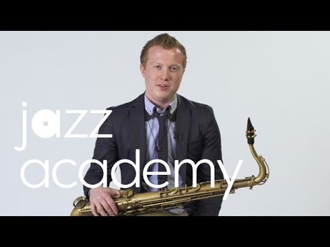 How to Warm Up on the Saxophone: The Hinge