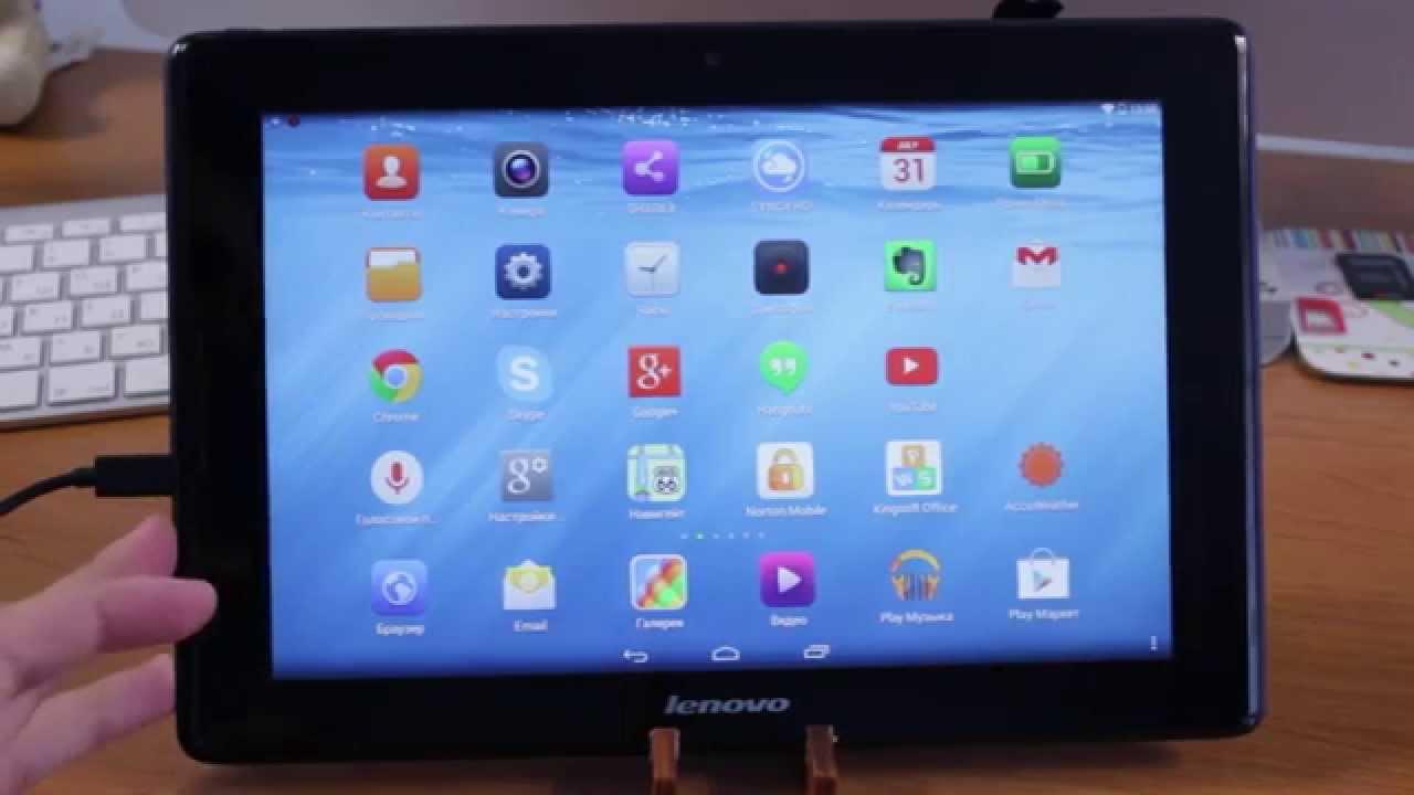 Lenovo A7600 H Замена тачскрина - YouTube
