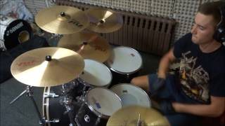 Arch Enemy - The World Is Yours [Drum Cover]