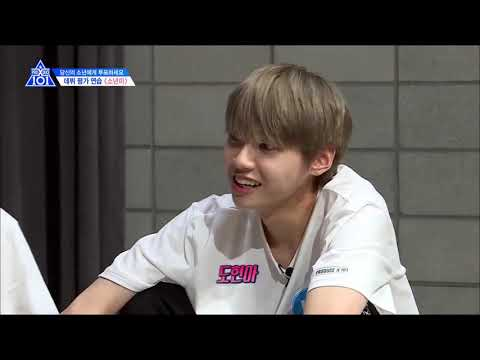Group Boyness Discussion (Cut) - Produce X 101 Ep. 12 [Eng Sub]