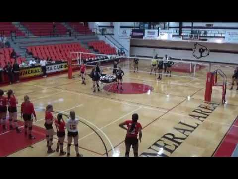 Volleyball - Mineral Area College vs. East Central College