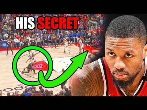 The REAL Reason Why Damian Lillard Is SO Good In The NBA (Ft. Dribbles, Deep Shots, IQ)