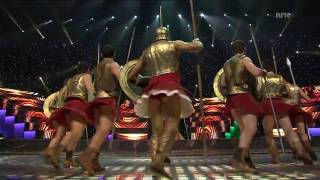 Eurovision Song Contest 2006 Semifinal HD