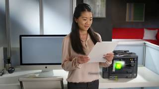 Tour the Epson WorkForce WF 3640 all in one printer