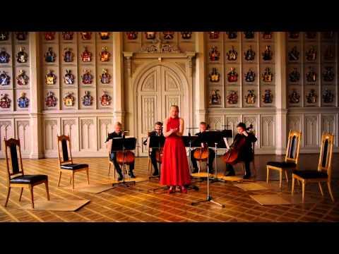 Aija Puurtinen: Beaivi Ahcazan (Sun my father) for soprano & 4 cellos