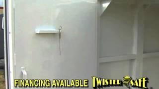 Twister Safe Neosho, Missouri Tornado Safe Room Survived Ef-5 Joplin