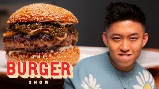 Rich Brian Makes a $400 Caviar and Truffle Burger | The Burger Show