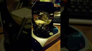 Hard drive just clicks away