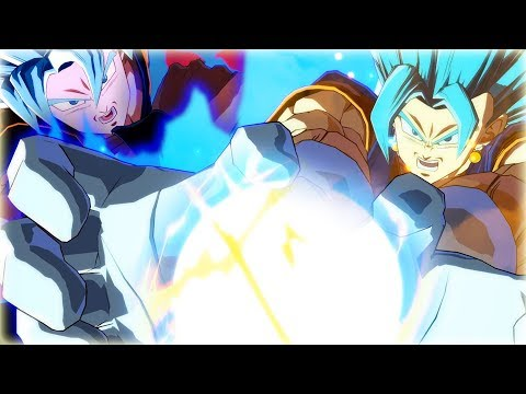 VEGITO BLUE IS TOO GOOD!! | Dragonball FighterZ Ranked Matches