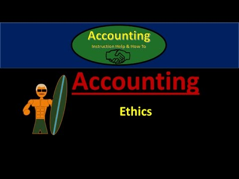 100.70 Ethics in a Profession - Accounting 101