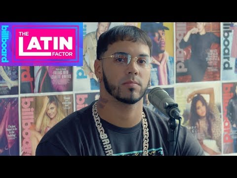 Anuel AA Talks New Music, Karol G & More On 'El Factor Latino' Podcast | Billboard Latin
