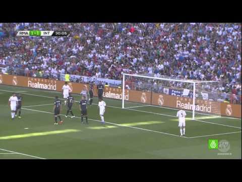 Real Madrid Legends-Inter Legends FULL MATCH