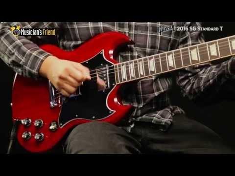 Gibson 2016 SG Standard T