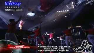 Agnes Monica - Muda (Drum Cam) - Rio Alief