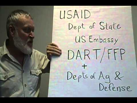 USAID and State Dept Disaster Response