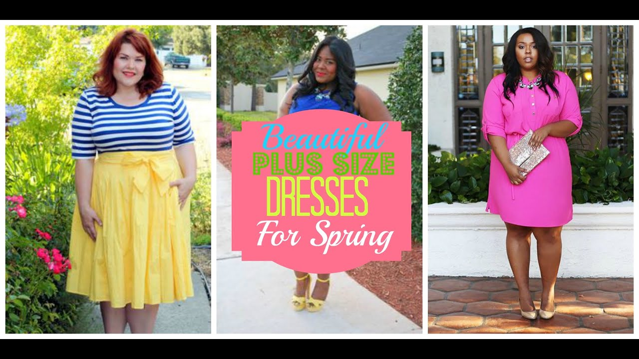 f1ebd703a72 Plus Size Dresses For Spring