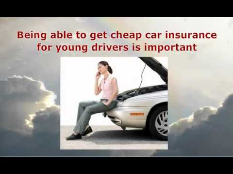 Drivers under 21 can also have cheap car insurance for young