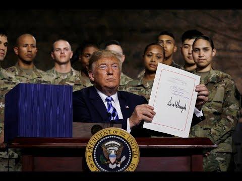 Massive defense policy bill takes steps to restrain Trump