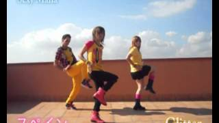 パフュームダンスコンテストに決勝戦だったスペインのセクシーマフィアです!