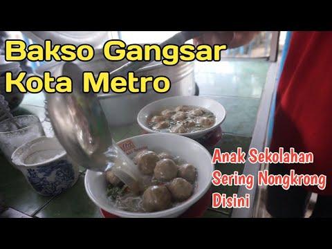 bakso-gangsar-kota-metro-|-tempat-tongkrongan-para-pelajar-kota-metro