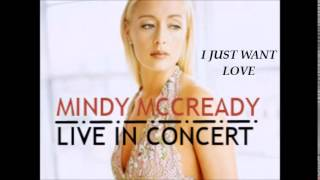 Watch Mindy McCready I Just Want Love video