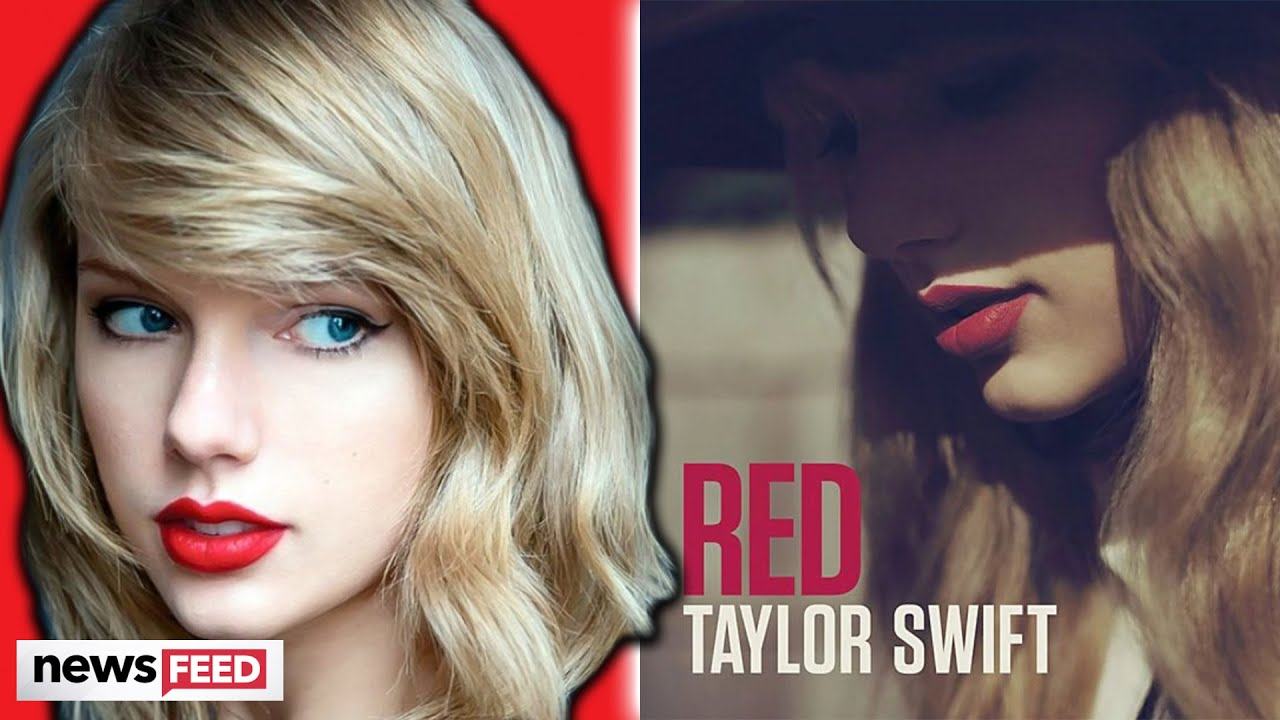 Why Taylor Swift Fans Think 'Red' Is Her ONLY Breakup Album