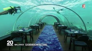 Maldives : la démesure du luxe