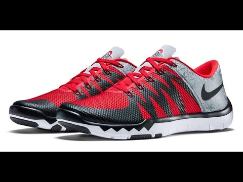 Nike Free Ohio State Buckeyes Trainer, Pick Up, Unboxing, & Shoe Review