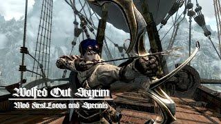 Skyrim Modded Bonus - Castle Volkihar Redux