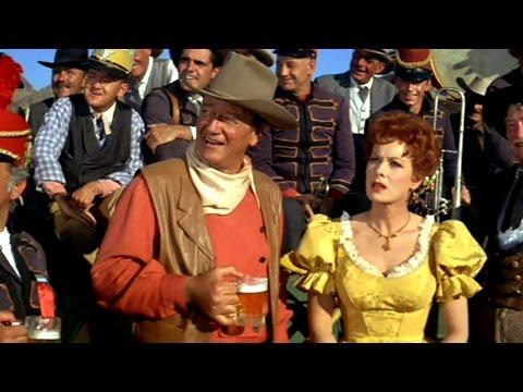 McLintock! / John Wayne / Technicolor 1963