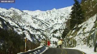 Andorra зона Arcalis(, 2010-10-18T22:33:04.000Z)