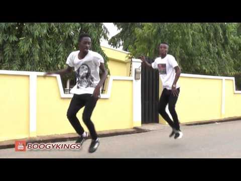 Shatta Wale-Ayoo official dance video by Boogykings