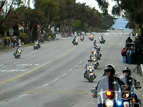 City of Oakland, California Motorcycle Drill Team