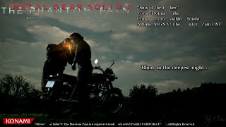 Metal Gear Solid V - The Phantom Pain 'Sins of the Father'