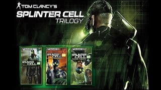 Tom Clancy's Splinter Cell Classic Trilogy HD Movie (All Cutscenes) 2011