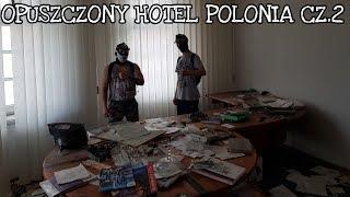 Opuszczony Hotel Polonia Pełen Dokumentów - Urbexus Official (URBEX)