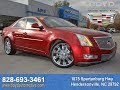 2008 Cadillac CTS Hendersonville NC U28163